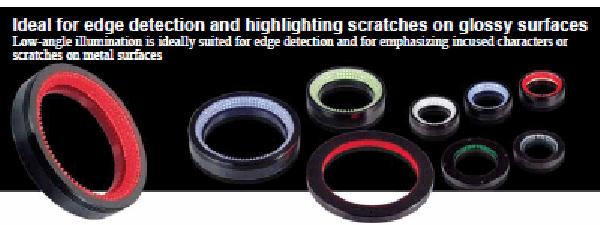 a5a6c7dc2b23 Machine Vision LED Lighting, CCS Low Angled Light